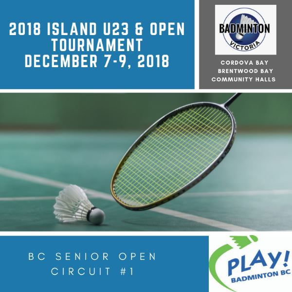 BC Senior/Open Circuit Event #1 - CANCELLED