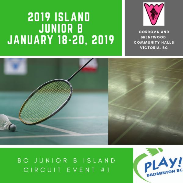 BC Junior B (Island) Circuit Event #1 - 2019 Island Junior B
