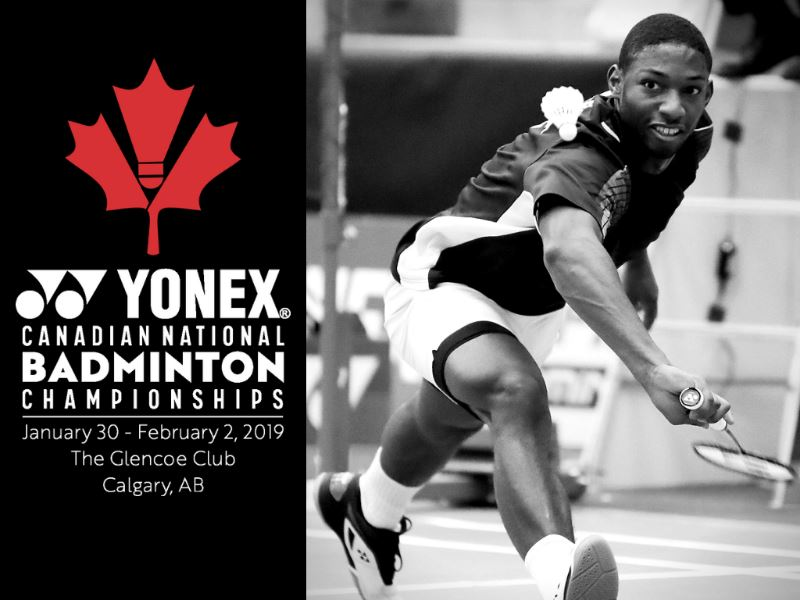 2019 Yonex Canadian National Chamionships
