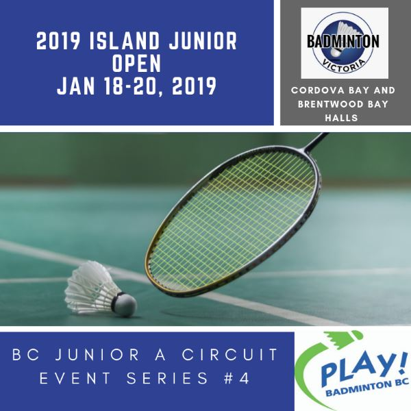 BC Junior A Circuit #4 - 2019 Island Junior Open