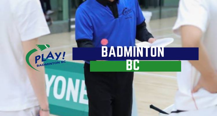 Badminton BC Website Has A New Look!