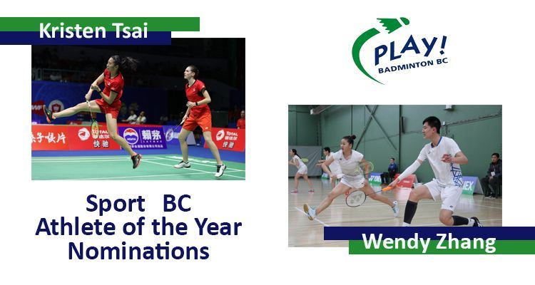 Sport BC - Athlete of the Year Nominations!